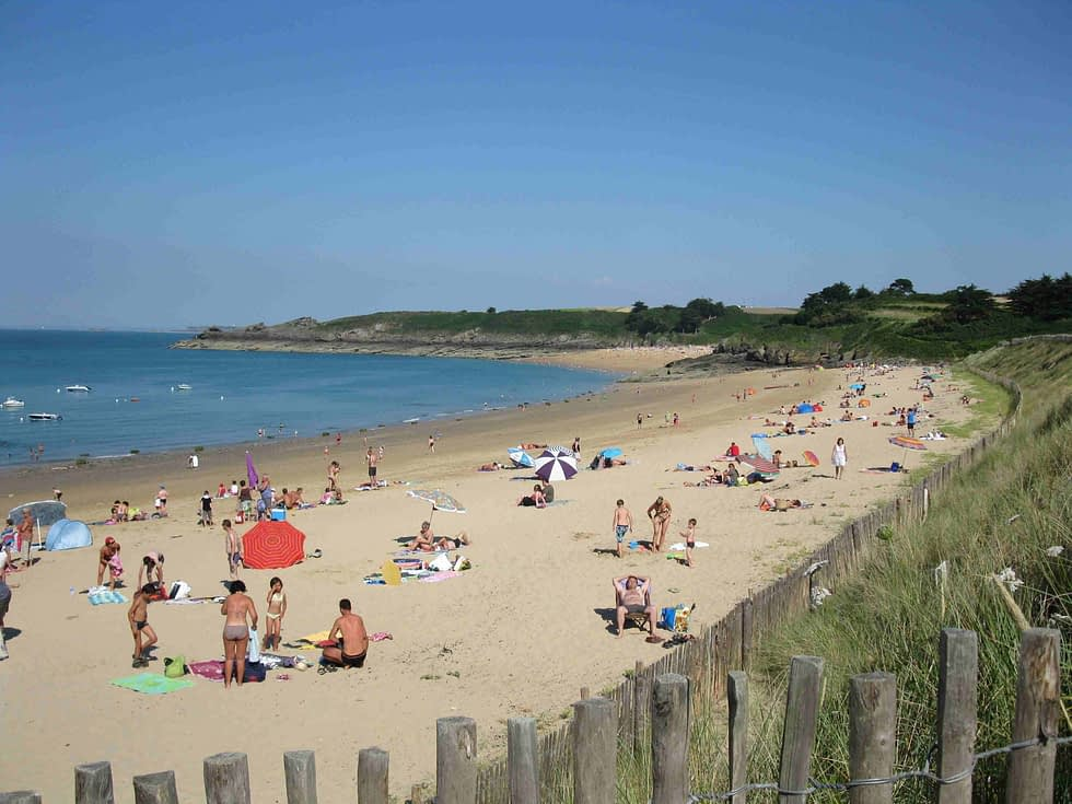 Plage Cancale